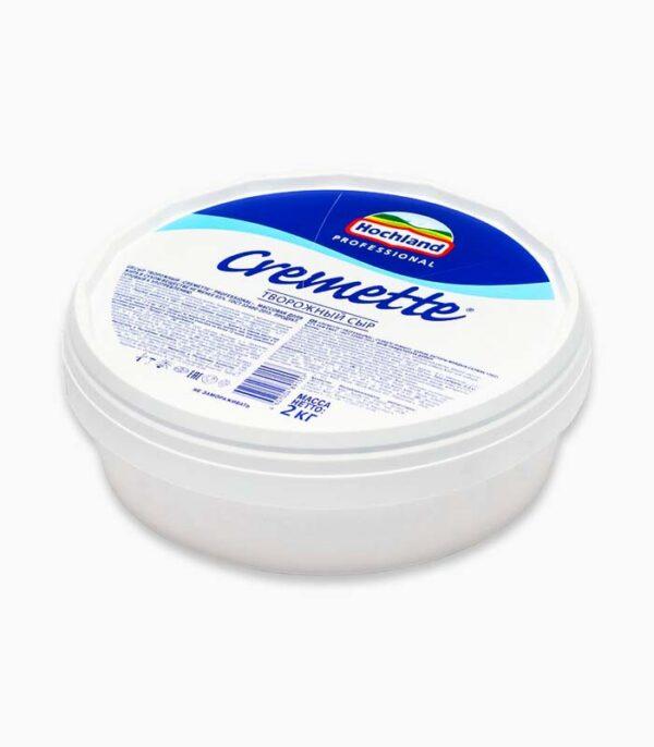 Сыр творожный Kremette