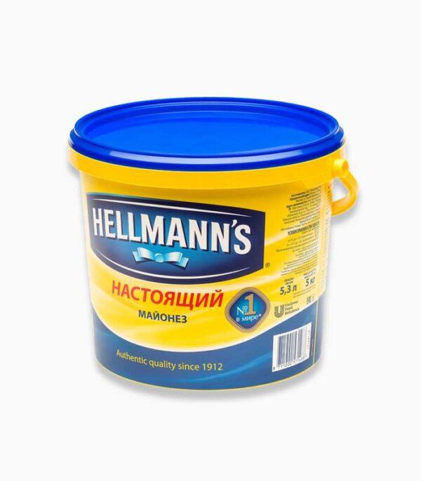 Майонез Hellmans Real
