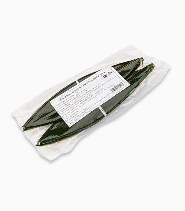 Лист бамбука свежий