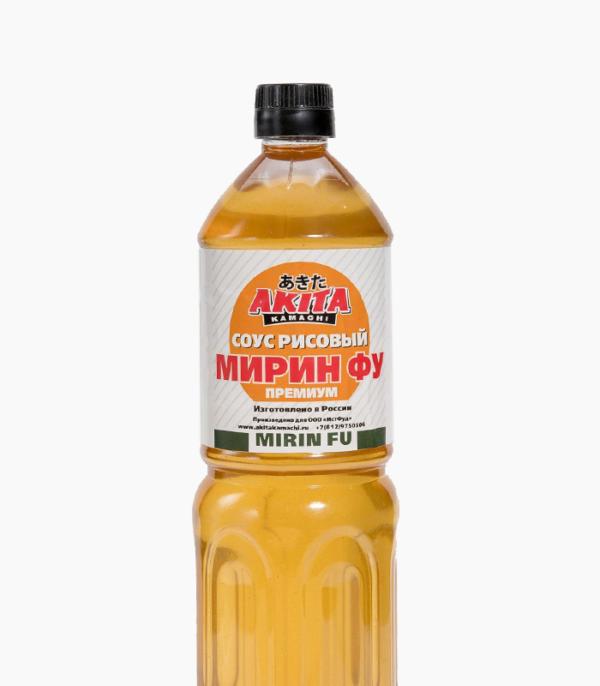 Соус рисовый Мирин
