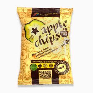 Чипсы из яблок ваниль