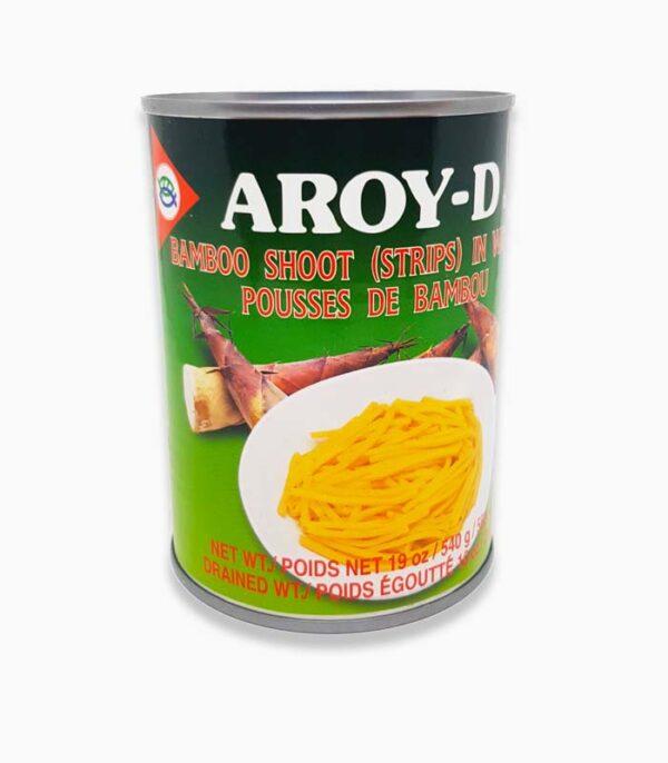 Ростки бамбука соломка Aroy-D