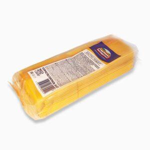 Сыр в ломтиках Чеддар