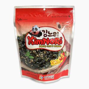 Mорская капуста со вкусом чили