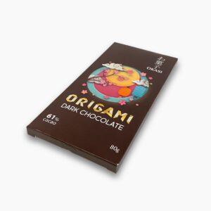 Шоколад темный Okasi Origami