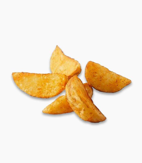 Картофель дольки в специях